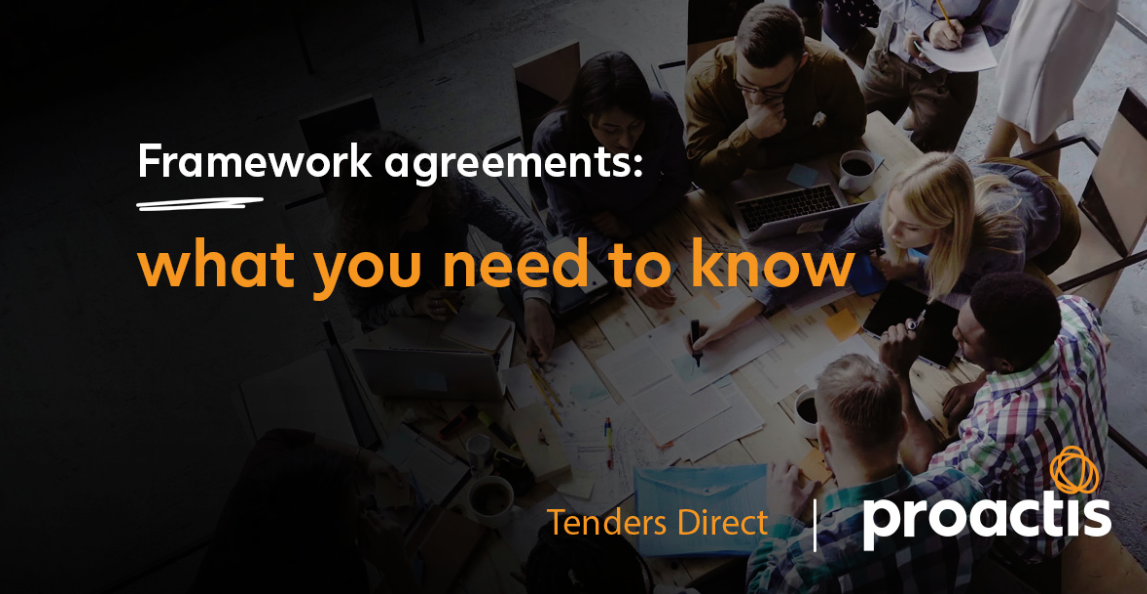 Framework Agreements: What You Need to Know – Tenders Direct
