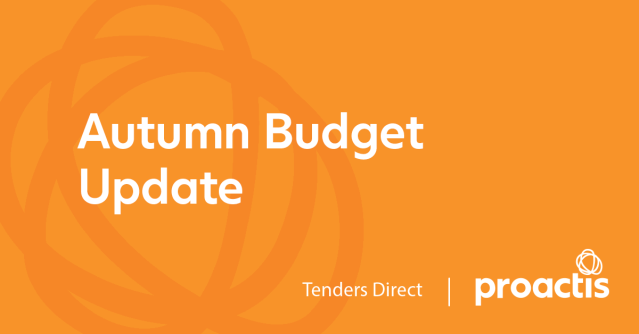 Autumn Budget Update